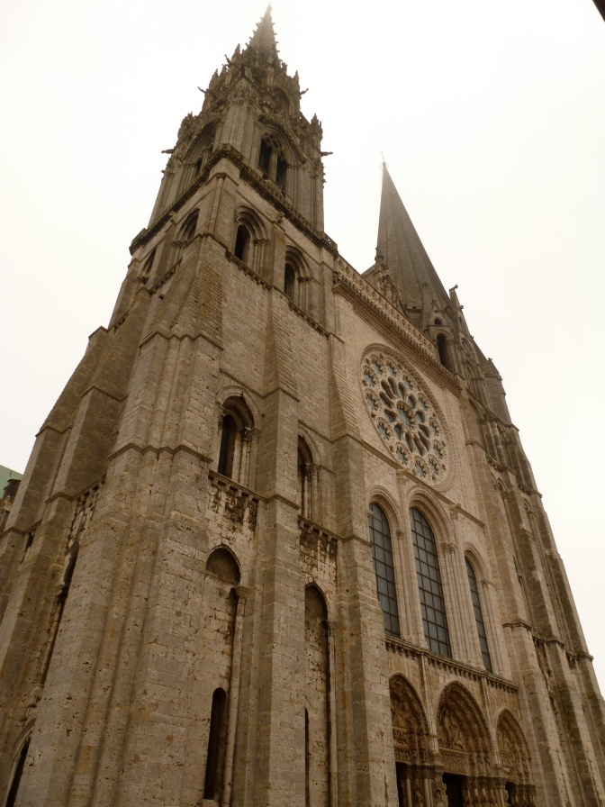 A Short Trip to Chartres