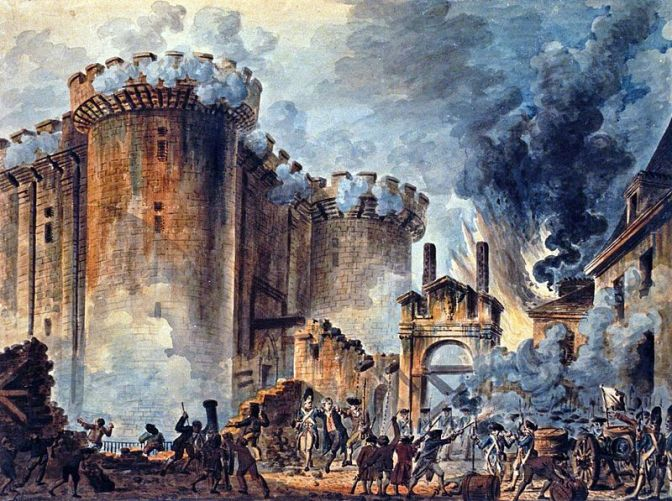 Everything You Ever Wanted to Know About Bastille Day (But Were Too Afraid to Ask)